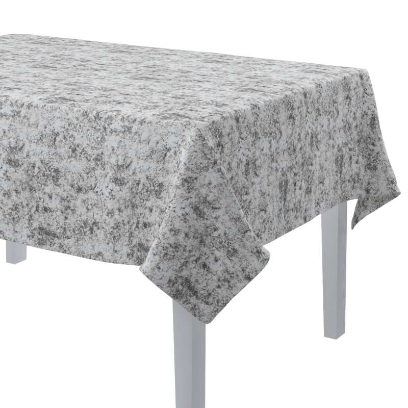 Rectangular tablecloth in collection Velvet, fabric: 704-49