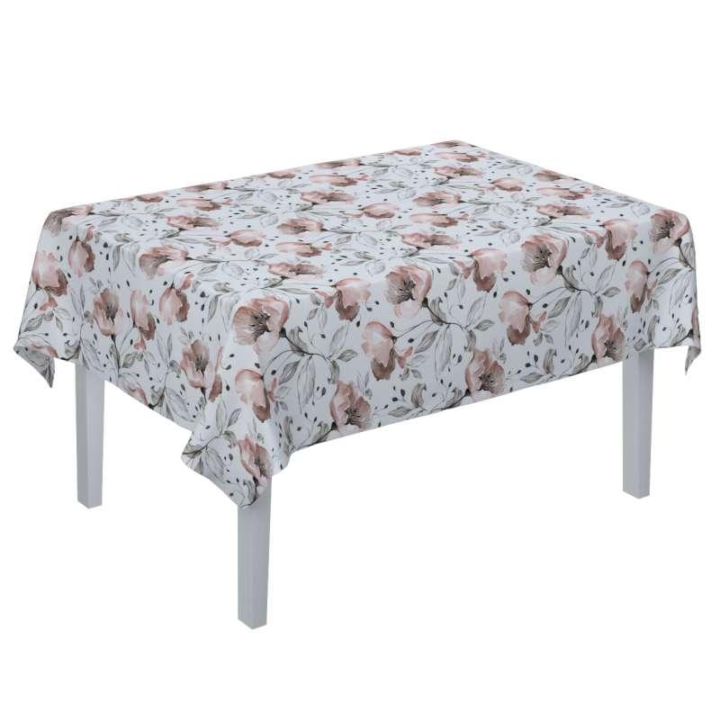 Obrus na stôl obdĺžnikový V kolekcii Velvet, tkanina: 704-50