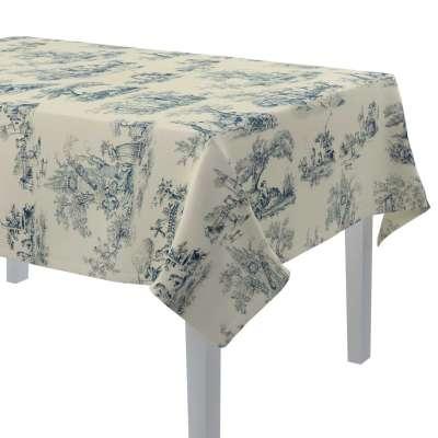 Rechthoekig tafelkleed van de collectie Avinon, Stof: 132-66