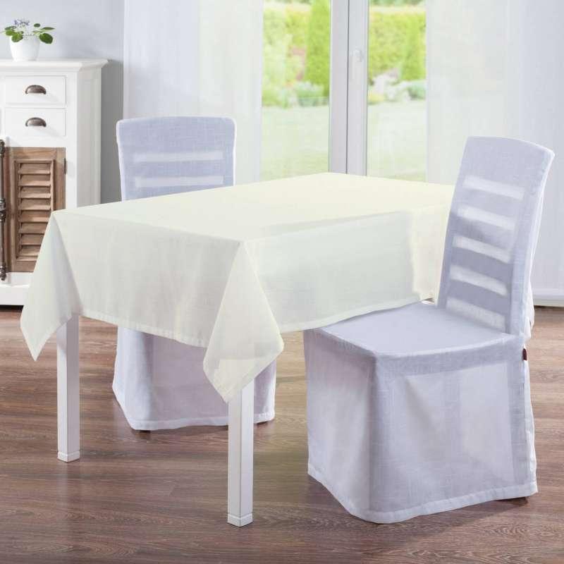 Staltiesės (stalui su kampais) kolekcijoje Romantica, audinys: 128-88