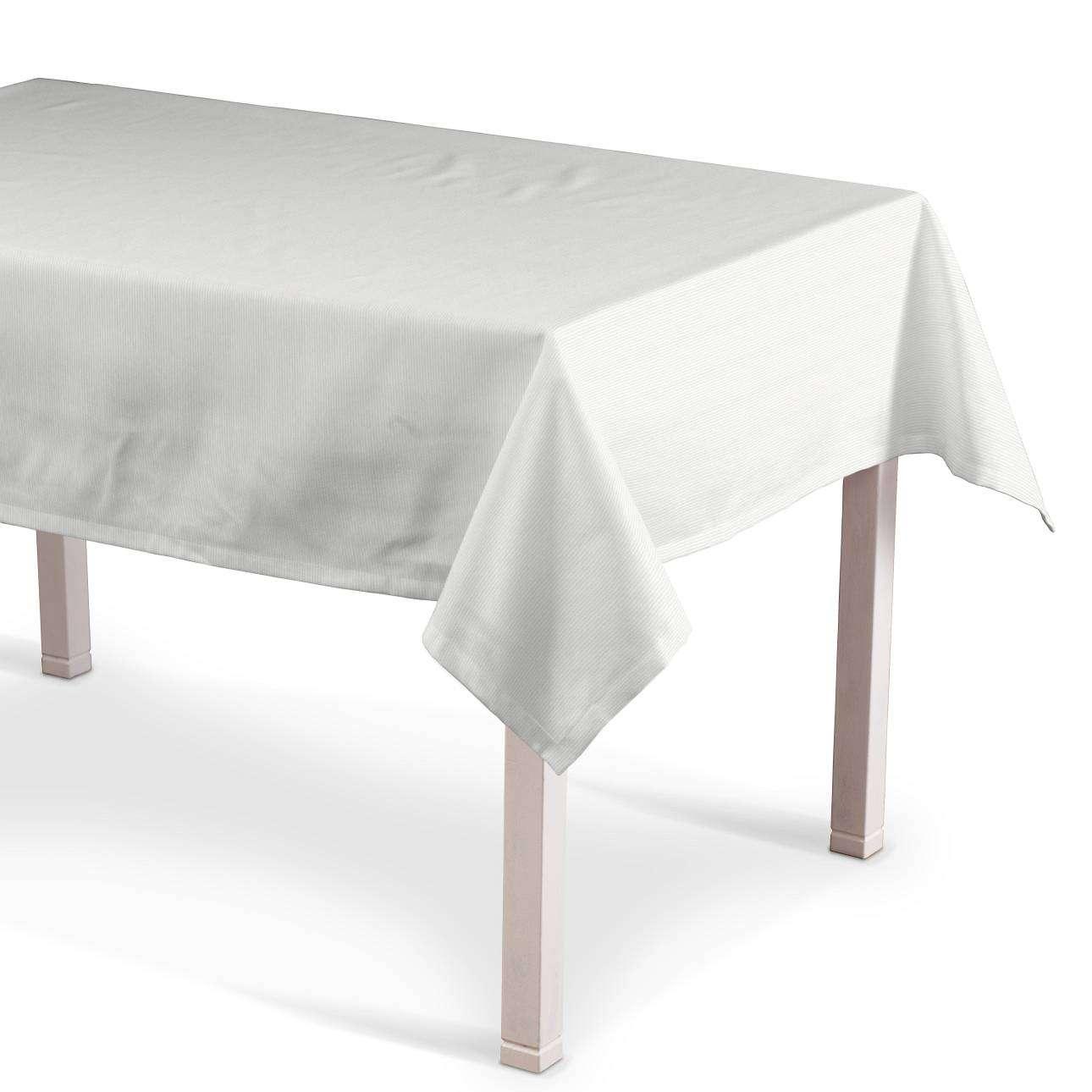 Rechthoekig tafelkleed van de collectie Jupiter, Stof: 127-01