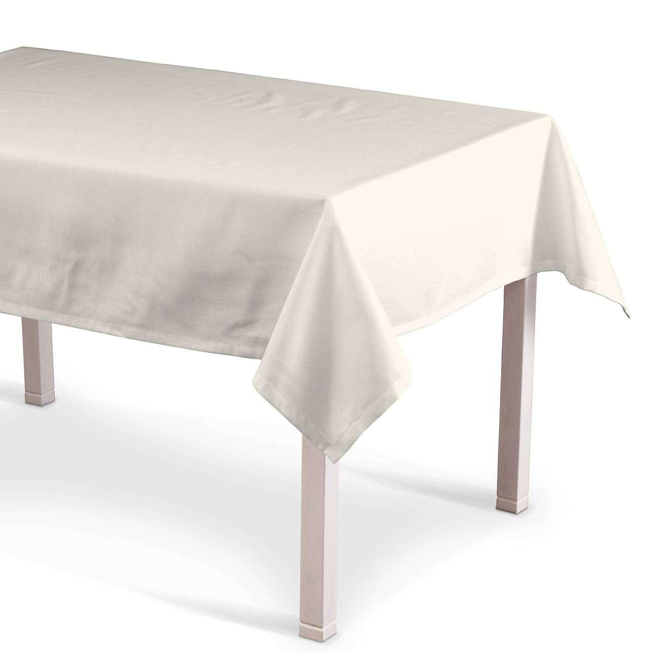Rechthoekig tafelkleed van de collectie Jupiter, Stof: 127-00