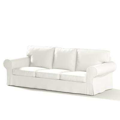 Ektorp 3-Sitzer Sofabezug nicht ausklappbar 702-34 Kollektion Cotton Panama