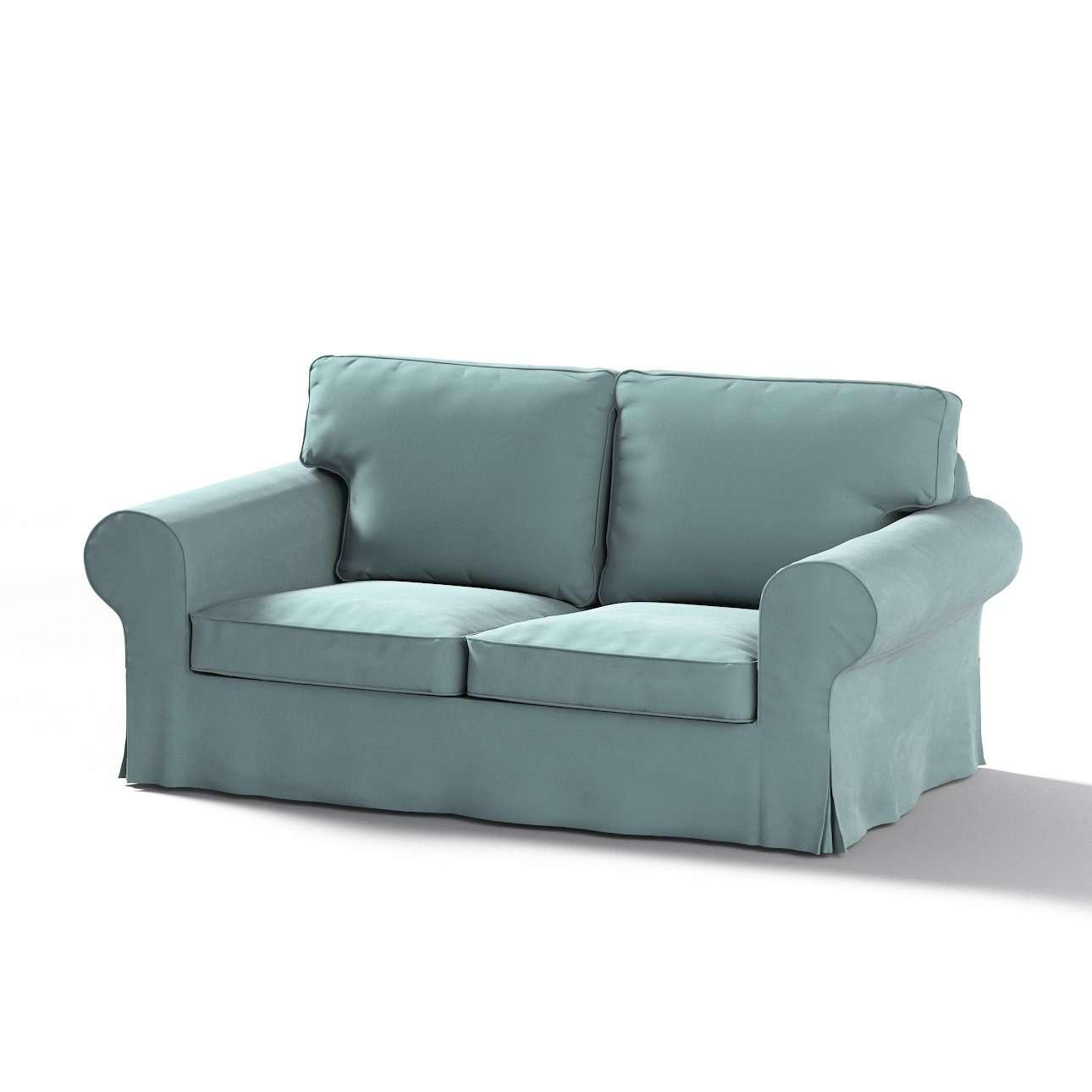 Ektorp klädsel <br> 2-sits soffa i kollektionen Velvet, Tyg: 704-18