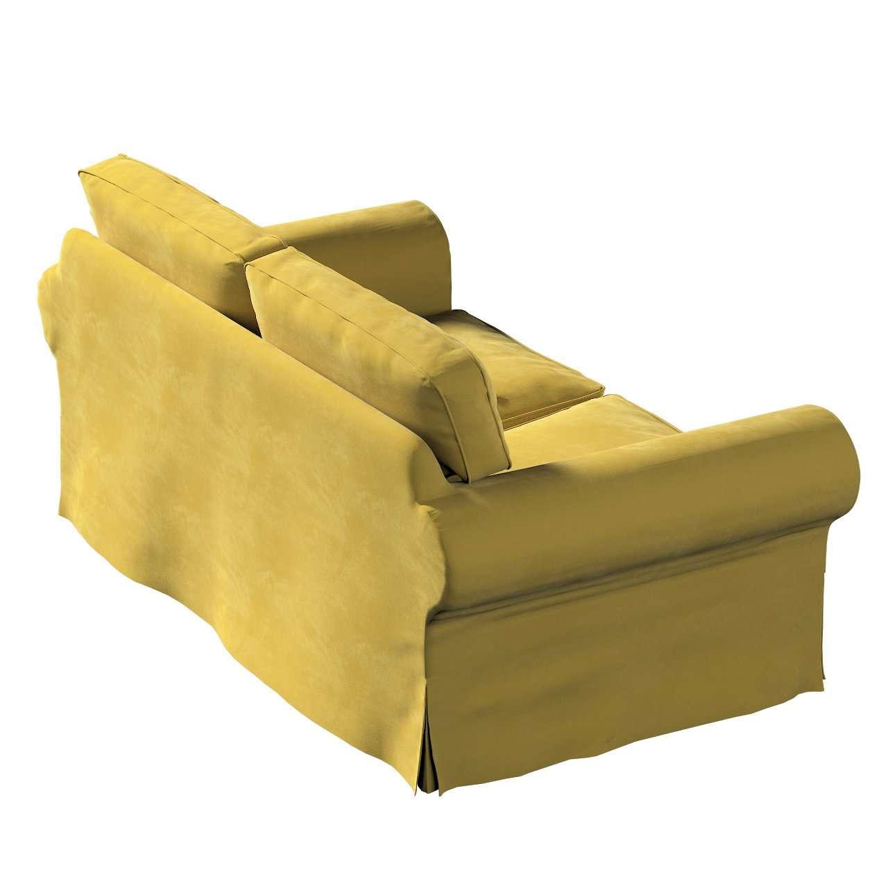 Poťah na sedačku Ektorp (nerozkladá sa, pre 2 osoby) V kolekcii Velvet, tkanina: 704-27