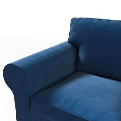 Ektorp 2-Sitzer Sofabezug nicht ausklappbar von der Kollektion Velvet, Stoff: 704-29