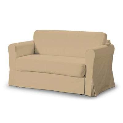 Pokrowiec na sofę Hagalund w kolekcji Cotton Panama, tkanina: 702-01