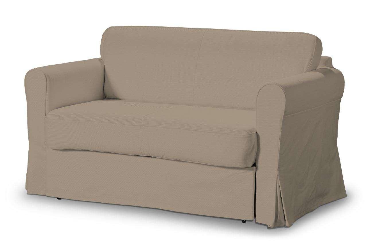 Pokrowiec na sofę Hagalund w kolekcji Cotton Panama, tkanina: 702-28