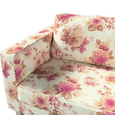 Karlstad 3-Sitzer Sofabezug nicht ausklappbar kurz von der Kollektion Londres, Stoff: 141-06