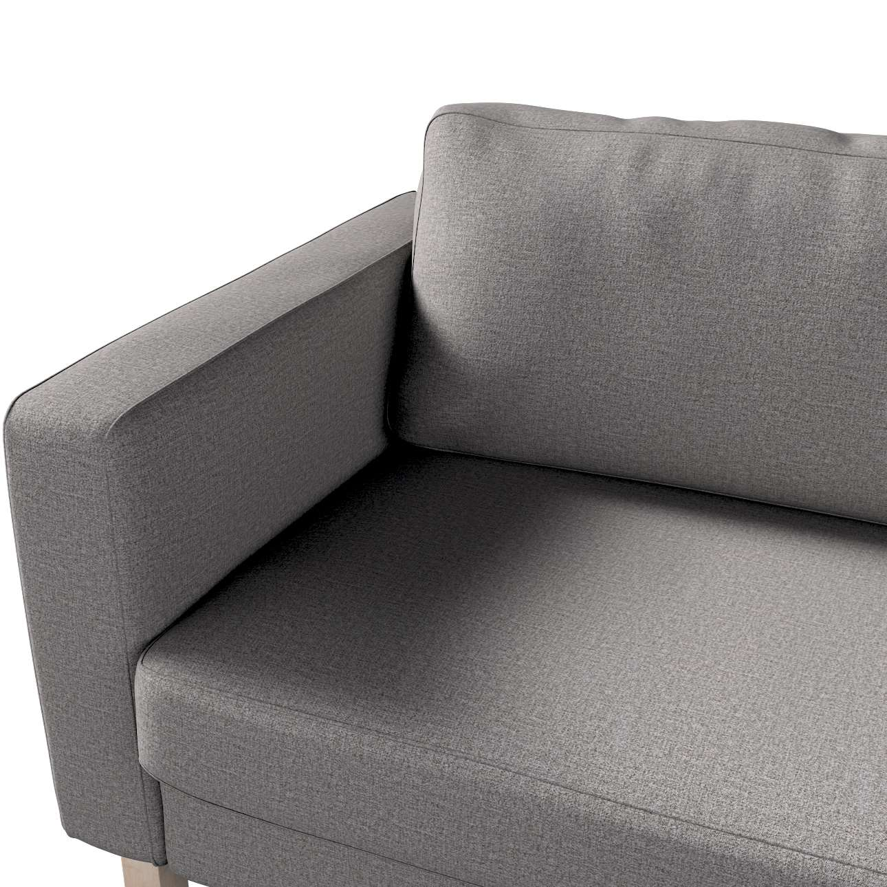 Karlstad klädsel<br>3-pers. soffa - kort - 204cm i kollektionen Edinburgh, Tyg: 115-81