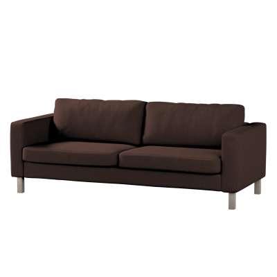 Karlstad klädsel<br>3-pers. soffa - kort - 204cm i kollektionen Chenille, Tyg: 702-18