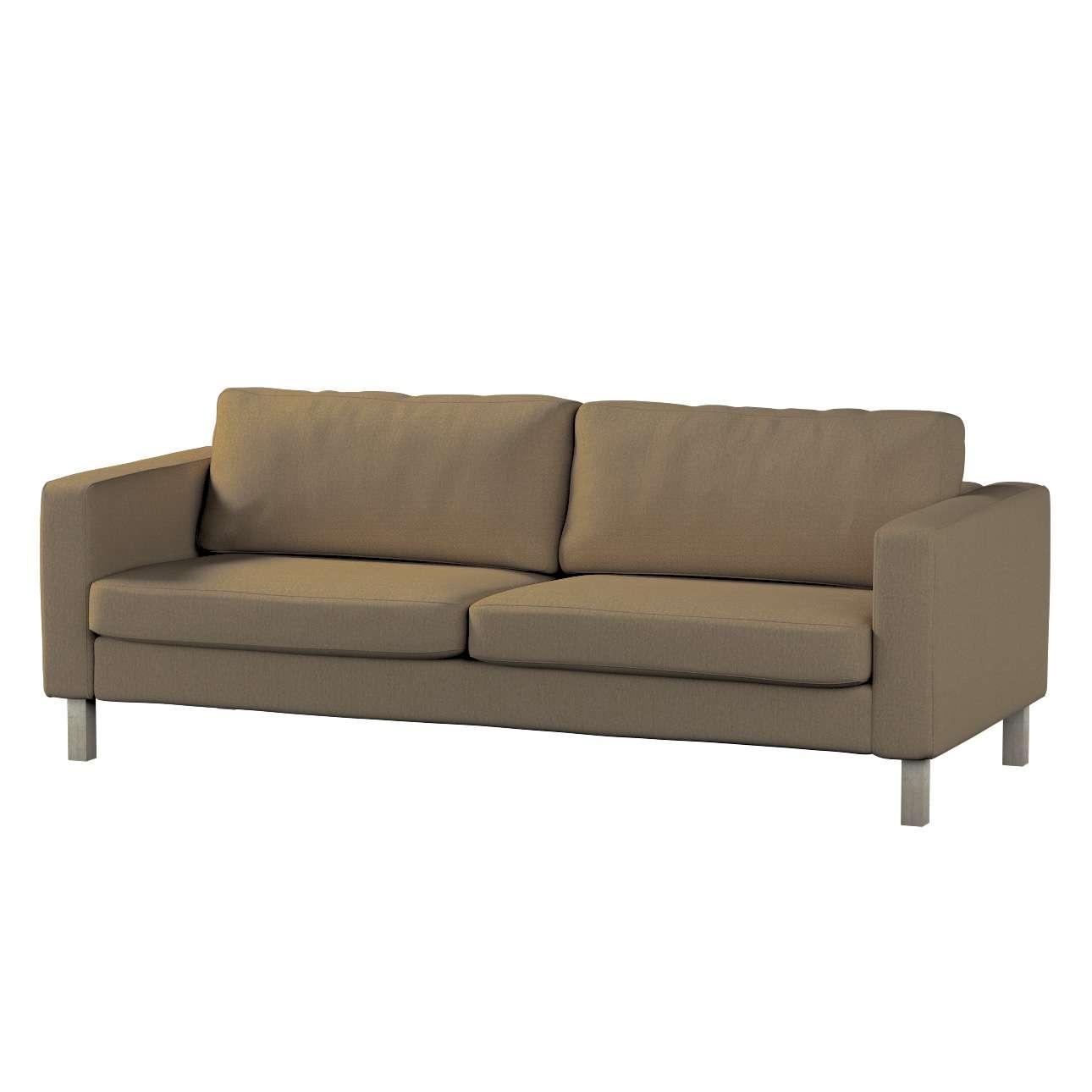 Karlstad klädsel<br>3-pers. soffa - kort - 204cm i kollektionen Chenille, Tyg: 702-21