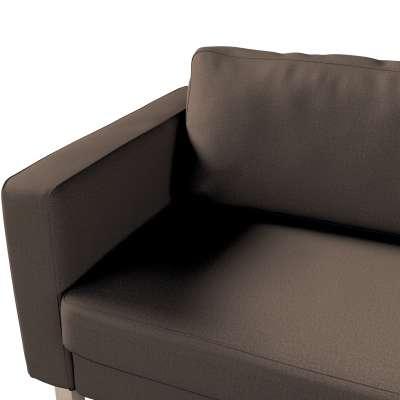 Karlstad 3-Sitzer Sofabezug nicht ausklappbar kurz von der Kollektion Etna, Stoff: 705-08
