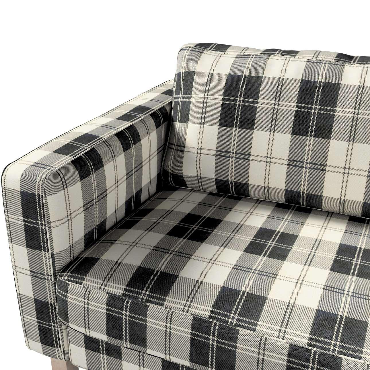 Karlstad klädsel<br>3-pers. soffa - kort - 204cm i kollektionen Edinburgh, Tyg: 115-74