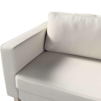 Karlstad trekk 3 personer 204cm fra kolleksjonen Cotton Panama, Stoffets bredde: 702-31