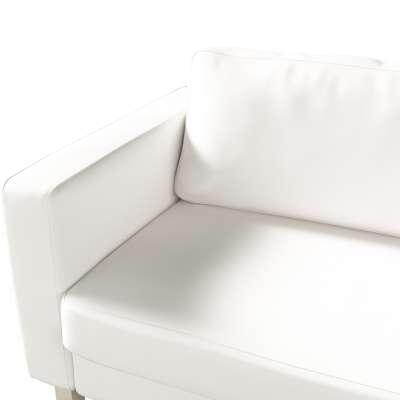 Karlstad trekk 3 personer 204cm fra kolleksjonen Cotton Panama, Stoffets bredde: 702-34
