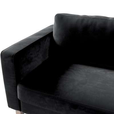 Karlstad klädsel<br>3-pers. soffa - kort - 204cm i kollektionen Velvet, Tyg: 704-17
