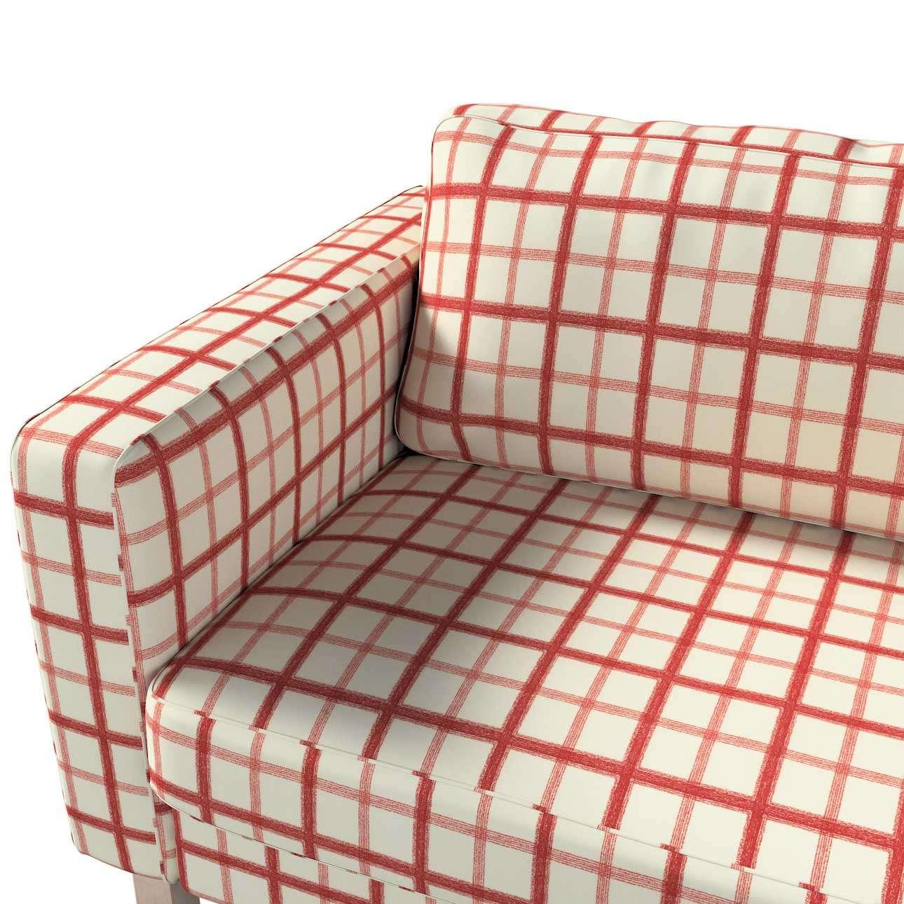 Karlstad klädsel<br>3-pers. soffa - kort - 204cm i kollektionen Avinon, Tyg: 131-15