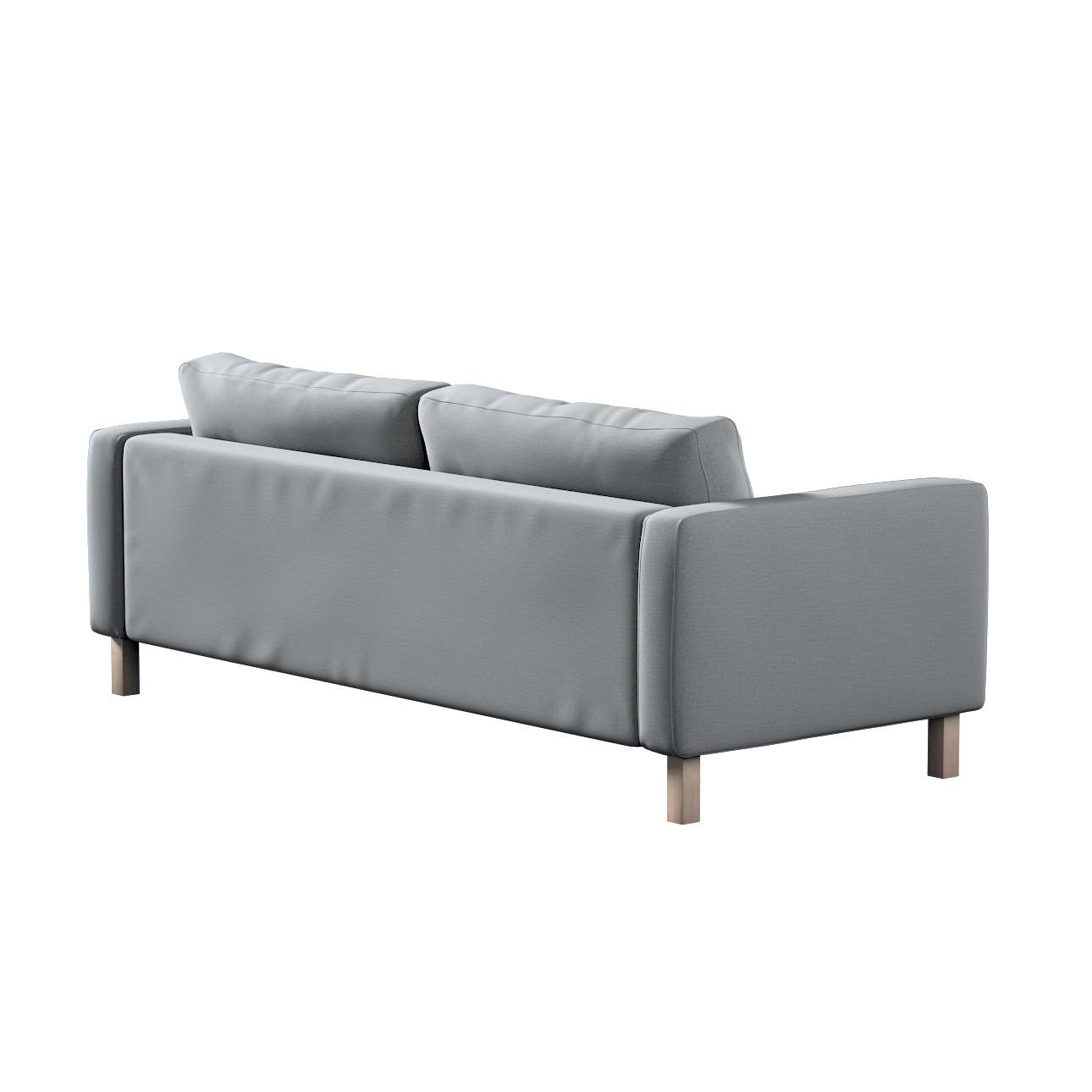 Karlstad 3-Sitzer Sofabezug nicht ausklappbar kurz von der Kollektion Ingrid, Stoff: 705-42