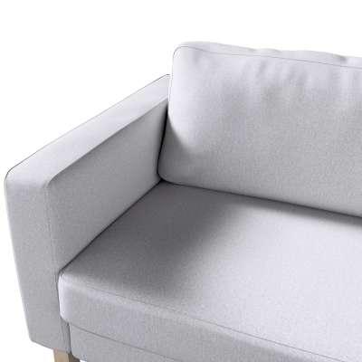Karlstad klädsel<br>3-pers. soffa - kort - 204cm i kollektionen Amsterdam, Tyg: 704-45