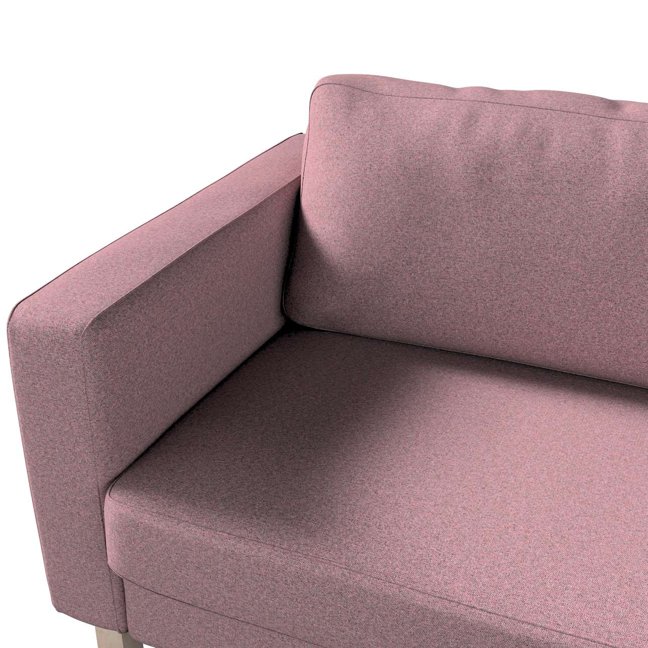 Karlstad klädsel<br>3-pers. soffa - kort - 204cm i kollektionen Amsterdam, Tyg: 704-48