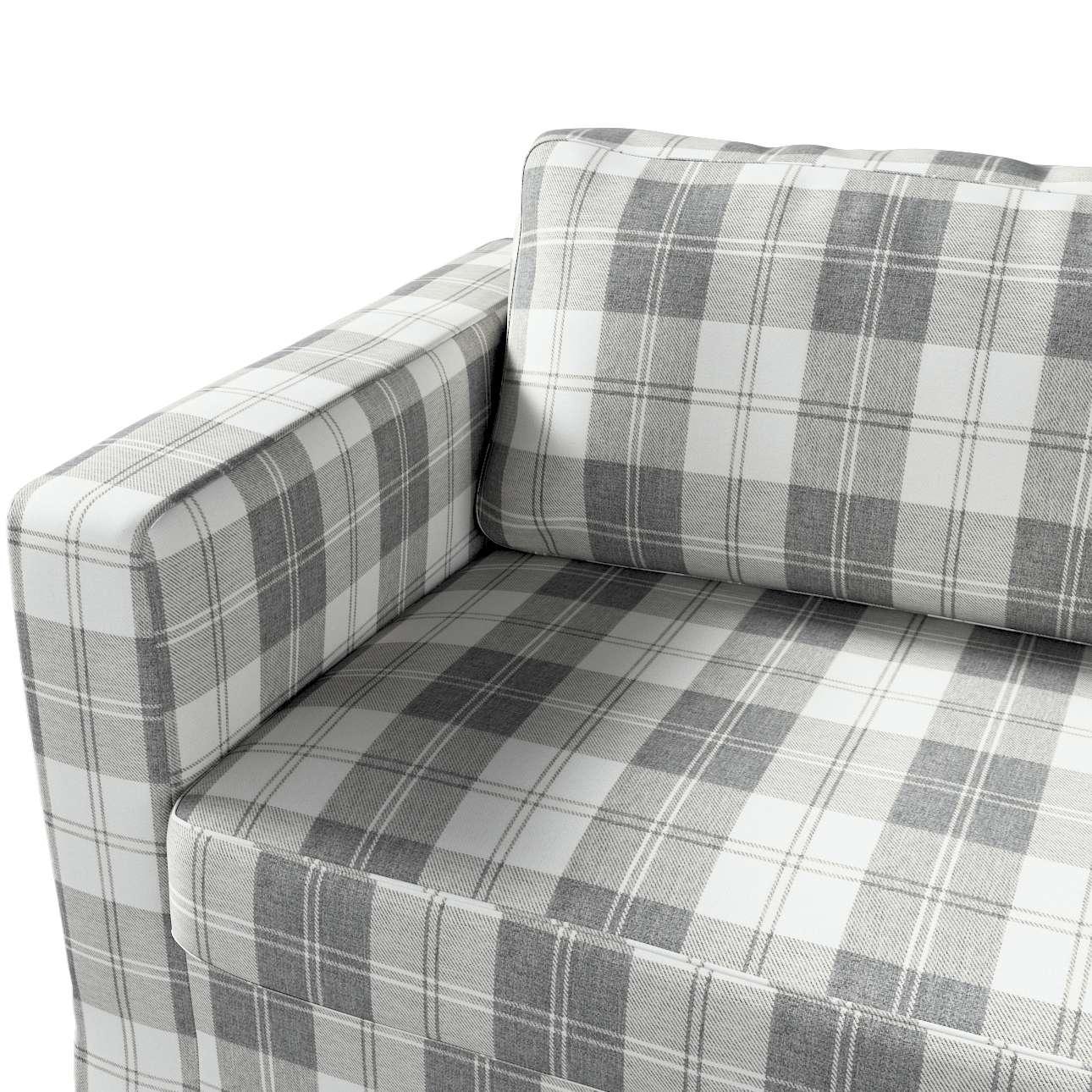 Hoes (lang) voor IKEA-Karlstad 3-zitsbank van de collectie Edinburgh, Stof: 115-79