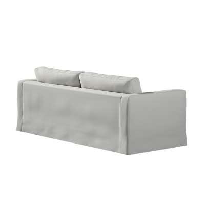 Karlstad klädsel 3-pers. soffa -  lång - 204cm i kollektionen Etna, Tyg: 705-90