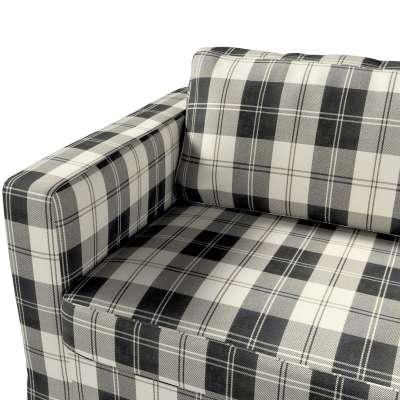 Karlstad klädsel 3-pers. soffa -  lång - 204cm i kollektionen Edinburgh, Tyg: 115-74