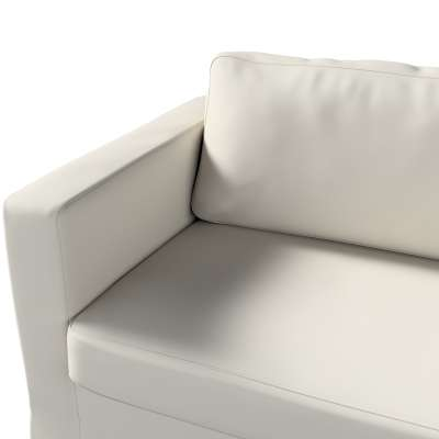 Karlstad klädsel 3-pers. soffa -  lång - 204cm i kollektionen Panama Cotton, Tyg: 702-31