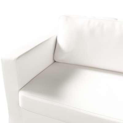 Karlstad klädsel 3-pers. soffa -  lång - 204cm i kollektionen Panama Cotton, Tyg: 702-34