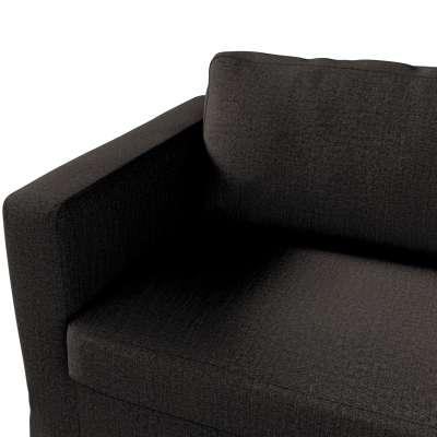 Karlstad klädsel 3-pers. soffa -  lång - 204cm i kollektionen Etna, Tyg: 702-36