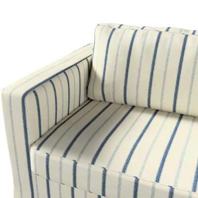 Karlstad klädsel 3-pers. soffa -  lång - 204cm i kollektionen Avinon, Tyg: 129-66