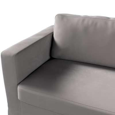 Karlstad klädsel 3-pers. soffa -  lång - 204cm i kollektionen Velvet, Tyg: 704-11