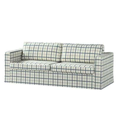 Karlstad klädsel 3-pers. soffa -  lång - 204cm i kollektionen Avinon, Tyg: 131-66