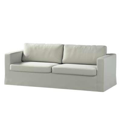 Karlstad klädsel 3-pers. soffa -  lång - 204cm i kollektionen Ingrid, Tyg: 705-41