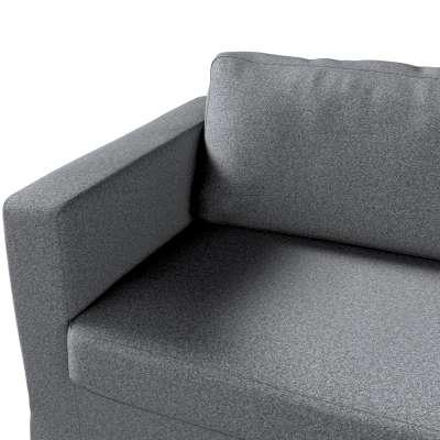 Karlstad klädsel 3-pers. soffa -  lång - 204cm i kollektionen Amsterdam, Tyg: 704-47