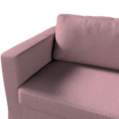 Karlstad klädsel 3-pers. soffa -  lång - 204cm i kollektionen Amsterdam, Tyg: 704-48