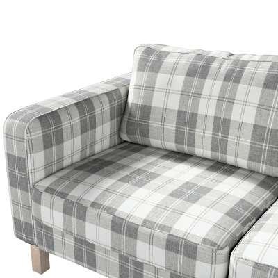 Karlstad klädsel 2-sits soffa - kort i kollektionen Edinburgh, Tyg: 115-79