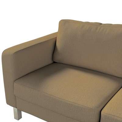 Karlstad klädsel 2-sits soffa - kort i kollektionen Chenille, Tyg: 702-21