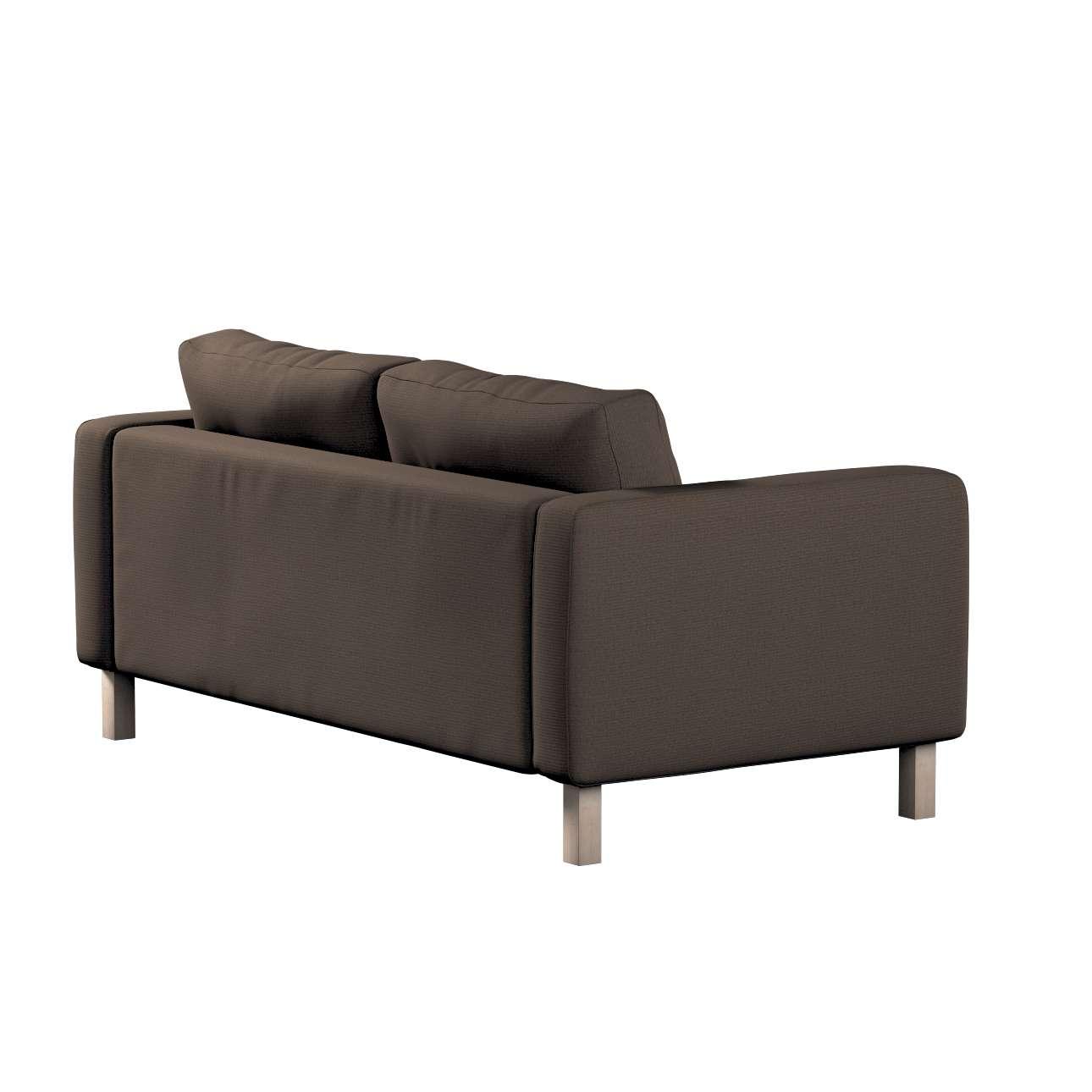 Karlstad klädsel 2-sits soffa - kort i kollektionen Etna, Tyg: 705-08