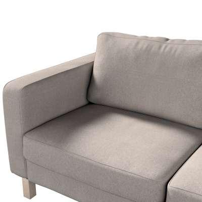 Karlstad klädsel 2-sits soffa - kort i kollektionen Etna, Tyg: 705-09