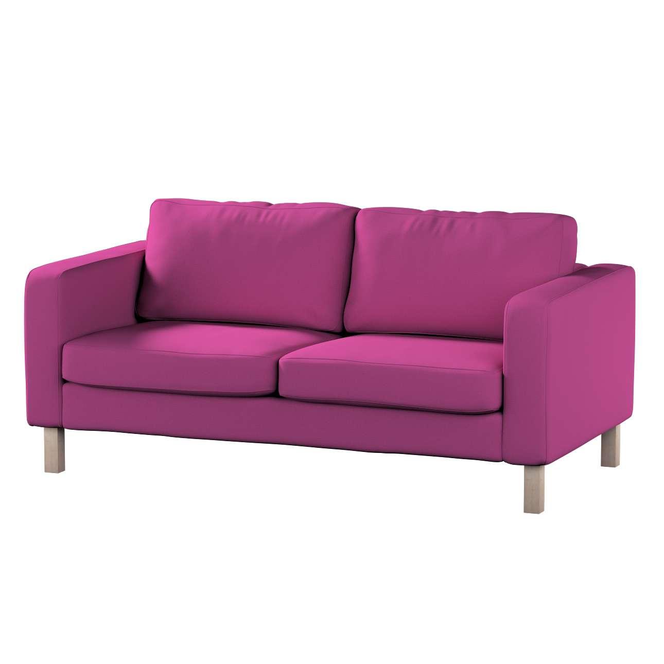 Karlstad klädsel 2-sits soffa - kort i kollektionen Etna, Tyg: 705-23