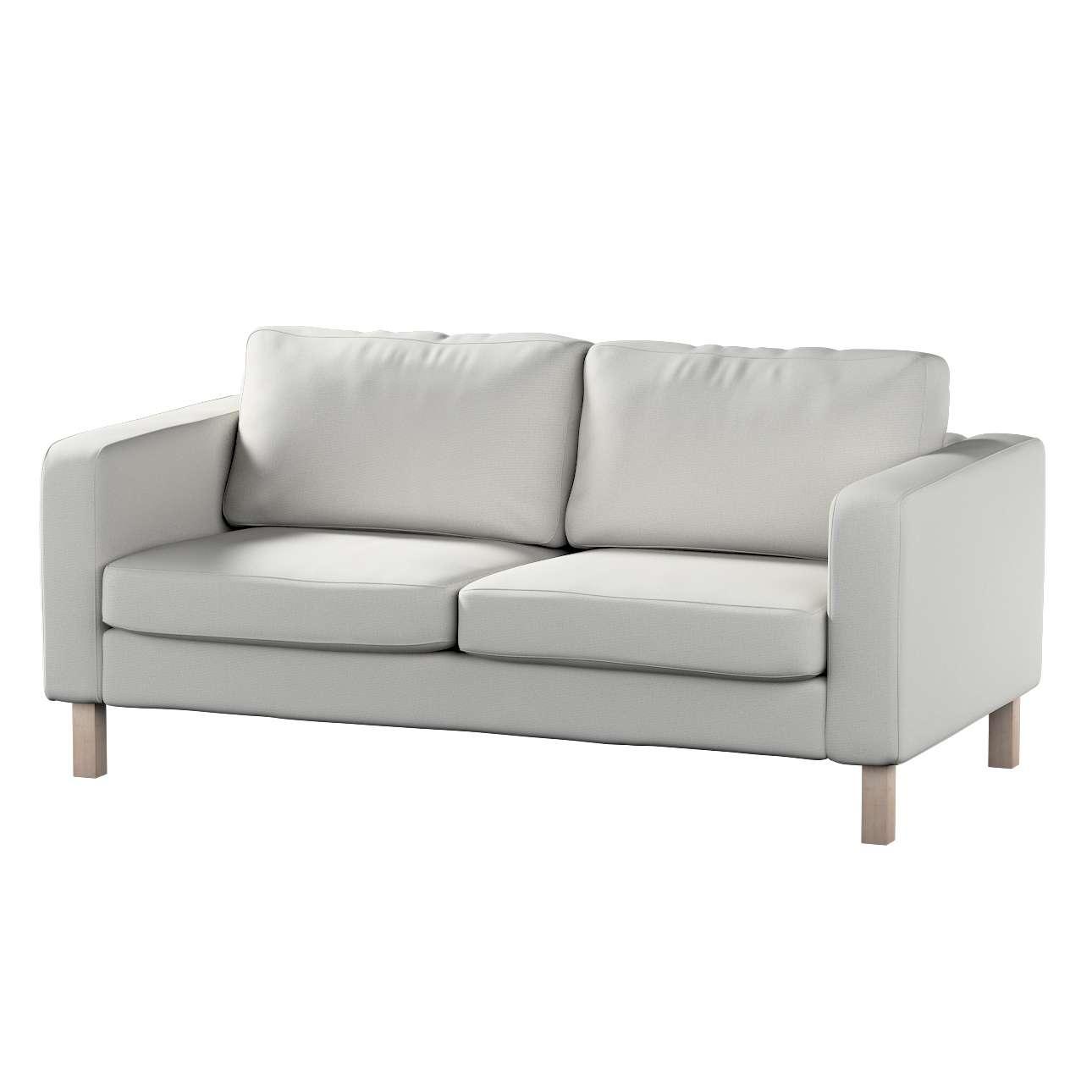 Karlstad 2 Seater Sofa Cover Dove Grey 705 90 165 X 89 X 64 Cm Dekoria