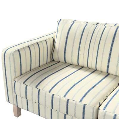 Karlstad klädsel 2-sits soffa - kort i kollektionen Avinon, Tyg: 129-66