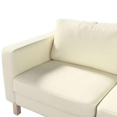 Karlstad klädsel 2-sits soffa - kort i kollektionen Velvet, Tyg: 704-10