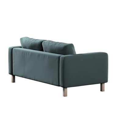 Karlstad 2-Sitzer Sofabezug nicht ausklappbar von der Kollektion Ingrid, Stoff: 705-36