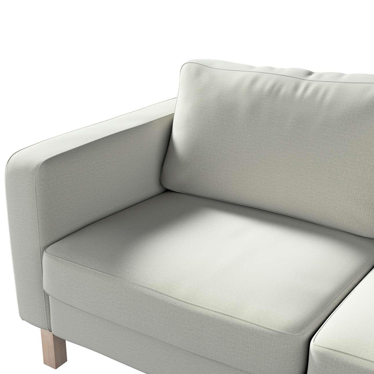 Karlstad klädsel 2-sits soffa - kort i kollektionen Ingrid, Tyg: 705-41