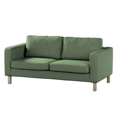 Karlstad klädsel 2-sits soffa - kort i kollektionen Amsterdam, Tyg: 704-44