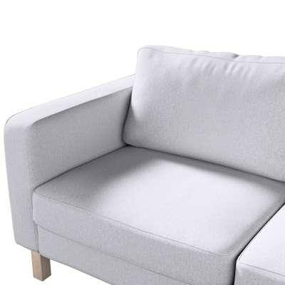 Karlstad klädsel 2-sits soffa - kort i kollektionen Amsterdam, Tyg: 704-45