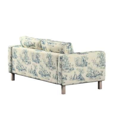 IKEA zitbankhoes/ overtrek voor Karlstad 2-zitsbank van de collectie Avinon, Stof: 132-66